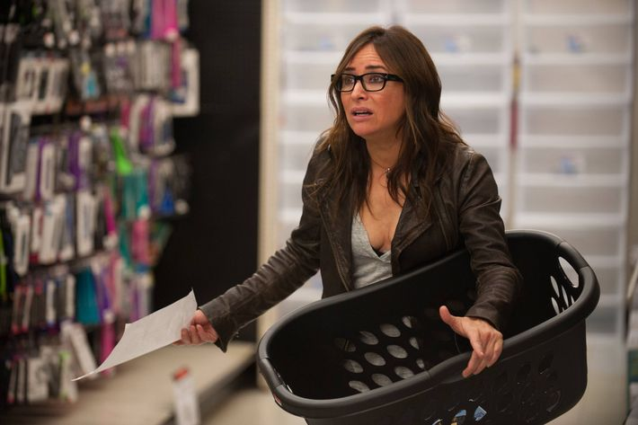 "BETTER THINGS ""Sam/Pilot"" Episode 1 (Airs Thursday, September 8, 10:00 pm/ep) -- Pictured:  Pamela Adlon as Pam. CR: Colleen Hayes/FX"