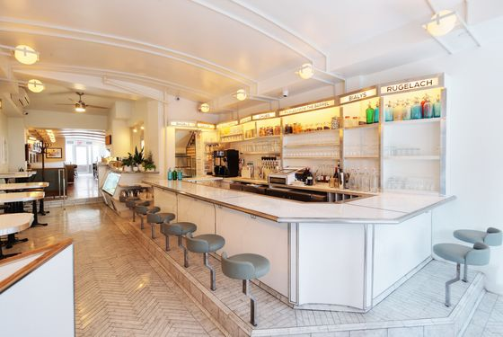 First Look At Russ Amp Daughters Cafe Opening Tomorrow