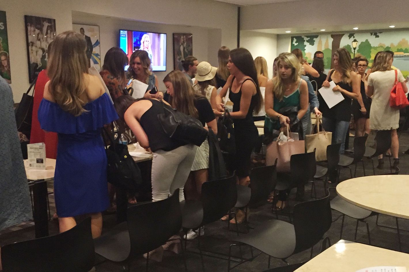 The Bachelor Casting Call Was a Hellish 3Hour Line to Nowhere