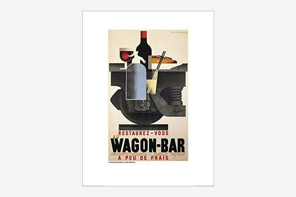 A.M. Cassandre – Wagon-Bar