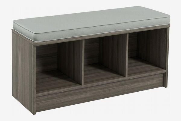 ClosetMaid Cubeicals 3-Cube Storage Bench
