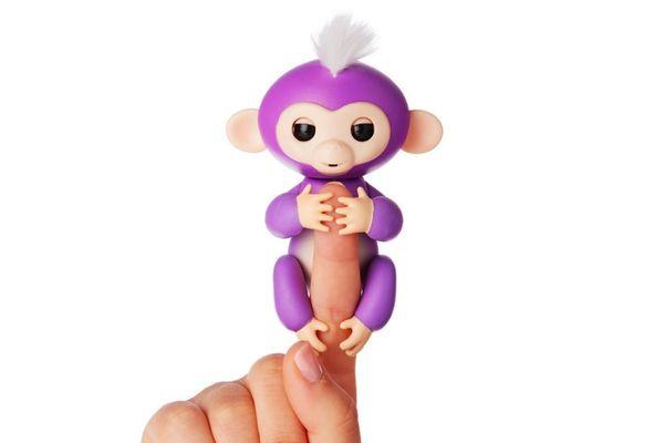 Fingerlings Monkey — Mia