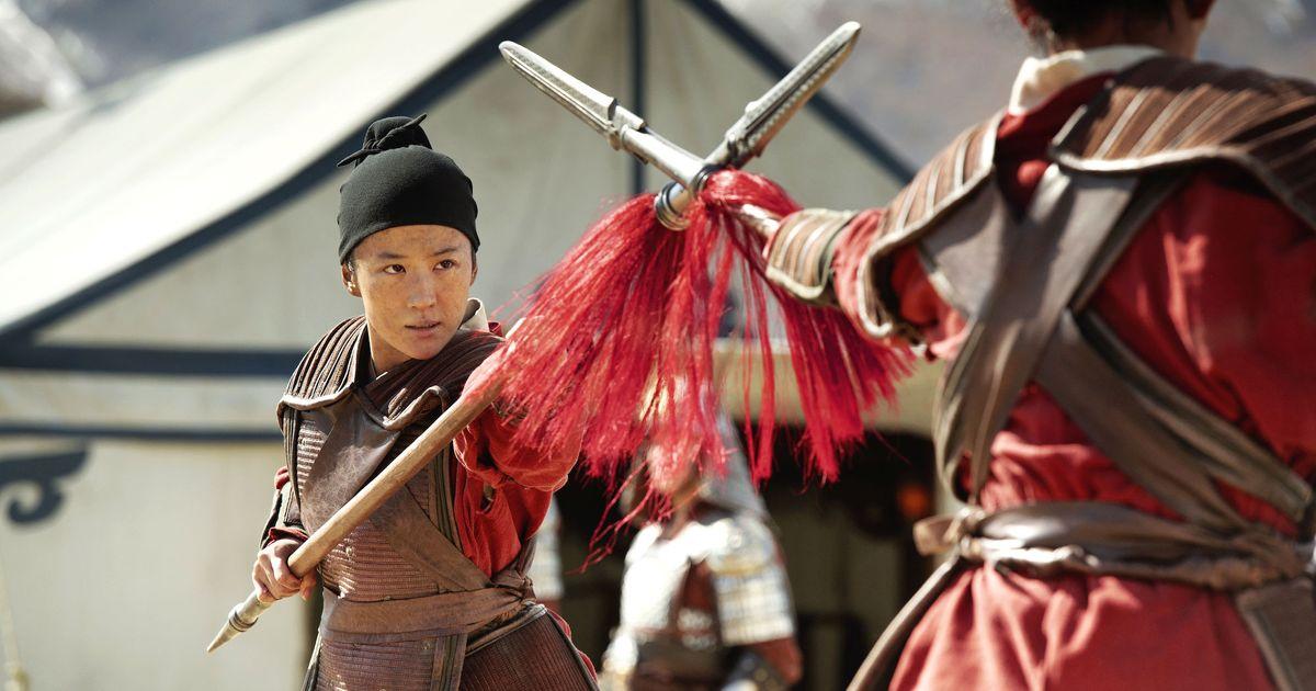 Review Disney S Mulan With Liu Yifei Donnie Yen Gong Li