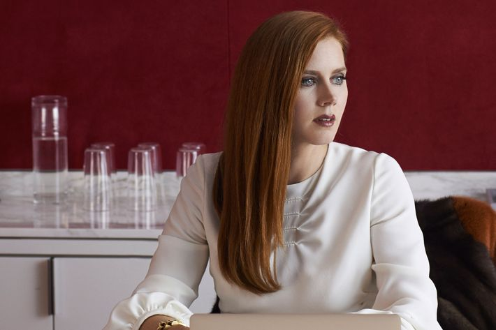 Academy Award nominee Amy Adams stars as Susan Morrow in writer/director Tom Ford's romantic thriller NOCTURNAL ANIMALS, a Focus Features release.Credit: Merrick Morton/Focus Features