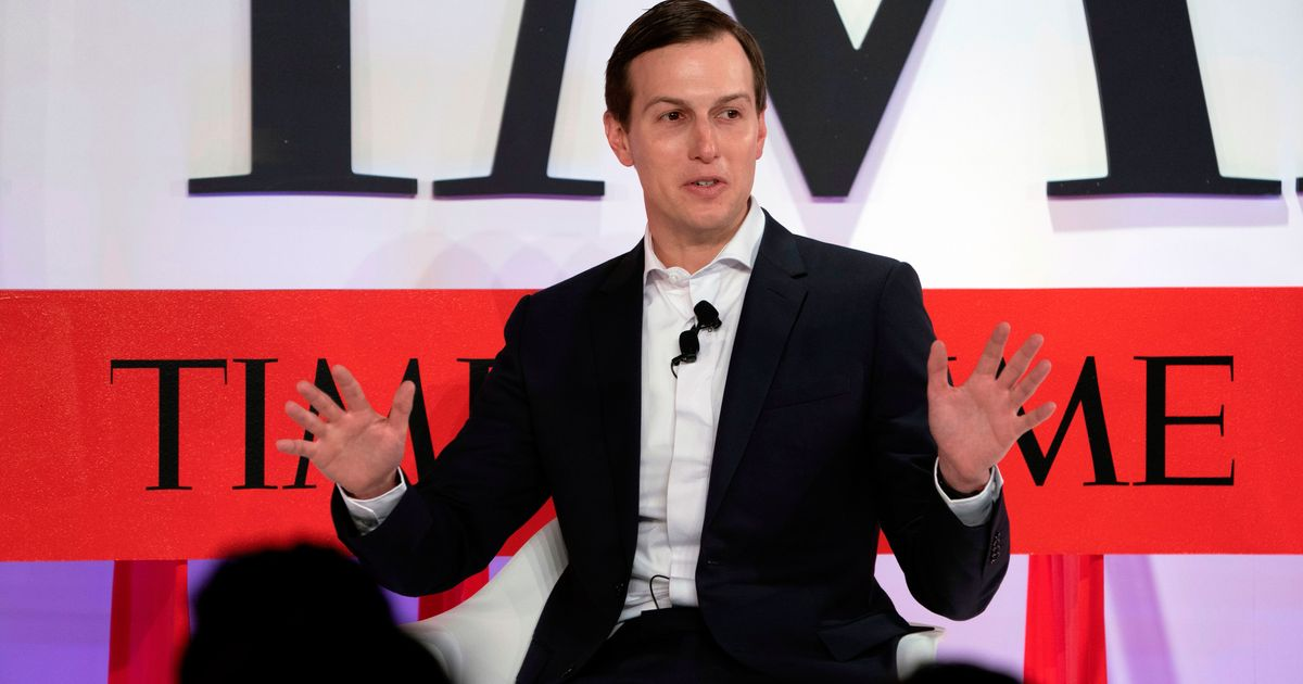 Kushner: Mueller Probe Was 'Way More Harmful' Than Russia's Election Meddling
