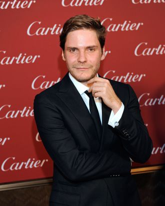 Daniel Bruehl attend Cartier Boutique Re-Opening Party on September 5, 2012 in Hamburg, Germany.