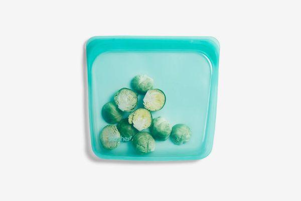 Sac à sandwich réutilisable en silicone 100% Stasher