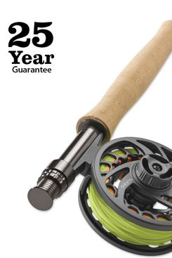 Clearwater 6-Weight 9' Fly Rod with Clearwater II Reel and Fly Line