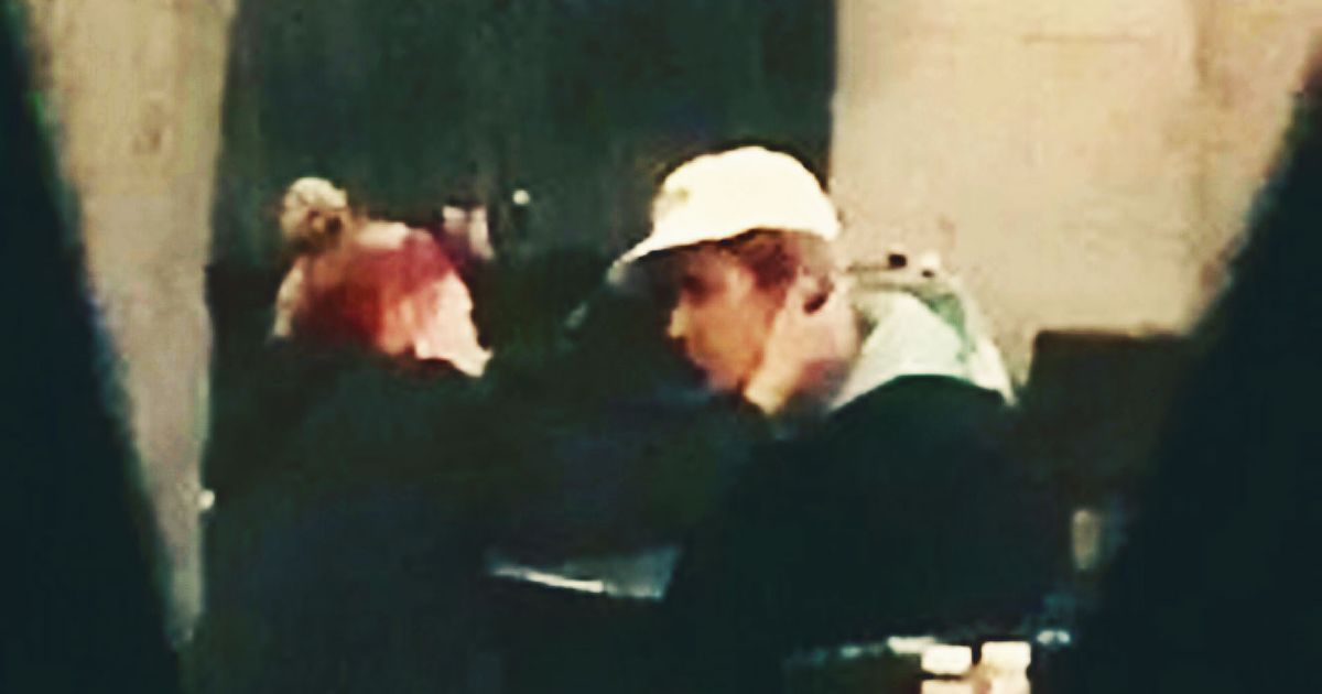 Justin Bieber Spotted Weeping at a Harry Potter-Themed Bar