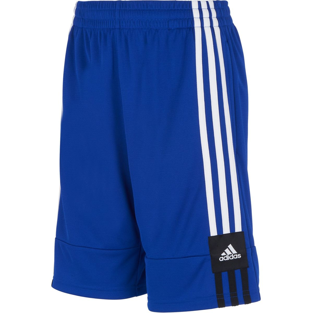 Comfy Jersey Fabric Boys Adidas Sport Everyday Shorts Draw String Waist