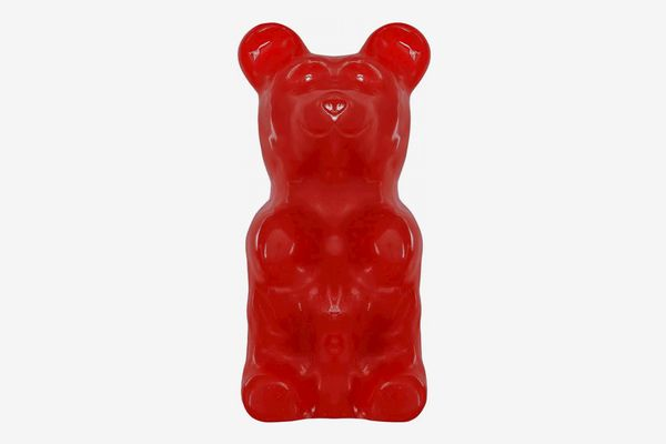 Giant Gummy Bear! World's Largest Gummy Bear Cherry Red - 5lbs
