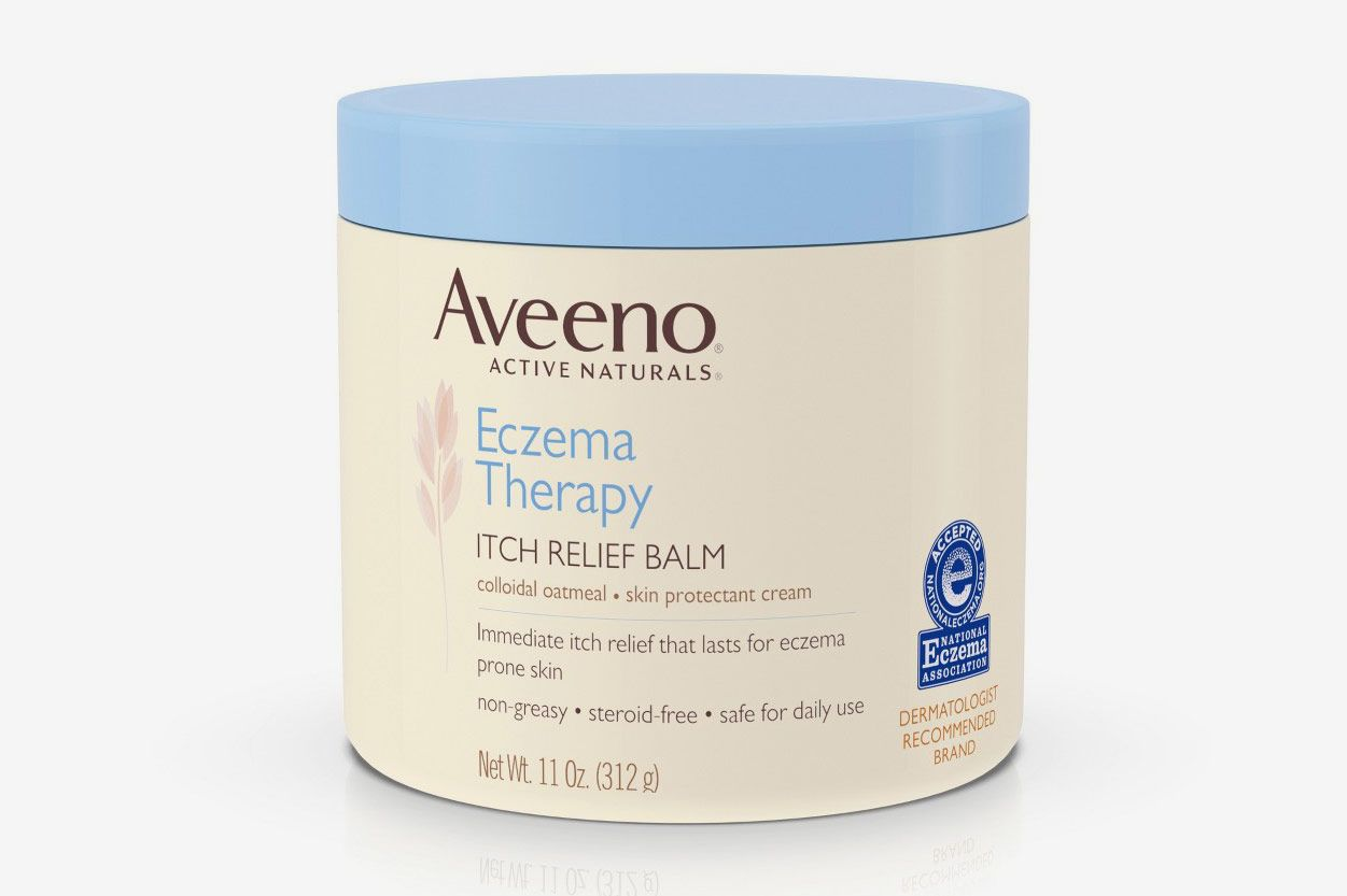 Aveeno Eczema Therapy Itch Relief Balm