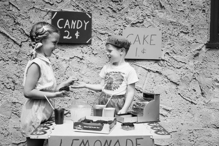 Without the lemonade stands of our youth, would there be a LudoBites?