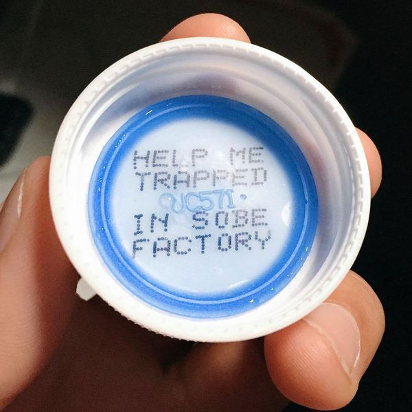 SoBe Lifewater Accidentally Reminds Customers How Awful It Must Be to Work at SoBe Lifewater