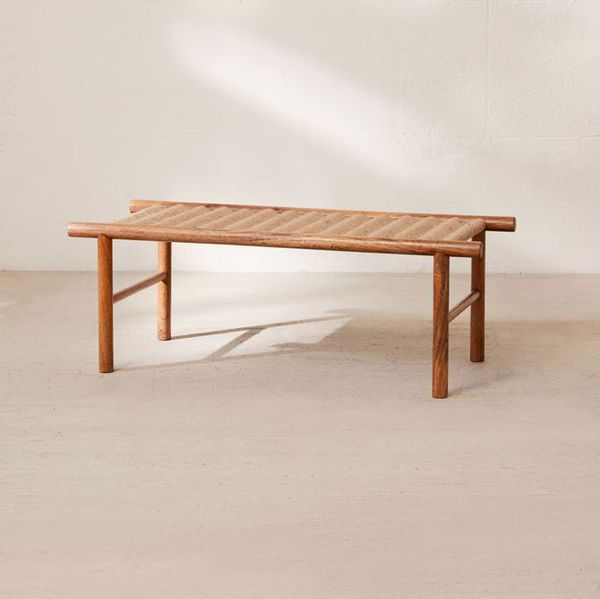 Urban Outfitters Woven Bench