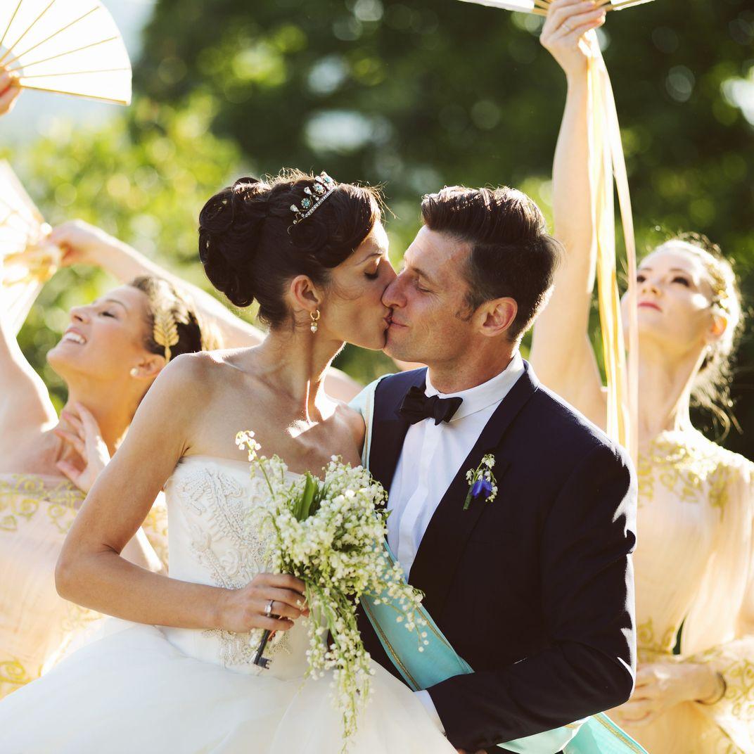 The Wedding Files: Alexandra And Scott Anthony