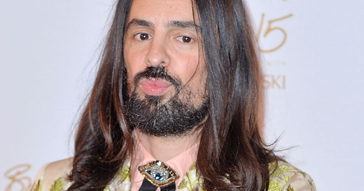 Gucci s creative director loves ellen degeneres for Gucci alessandro michele