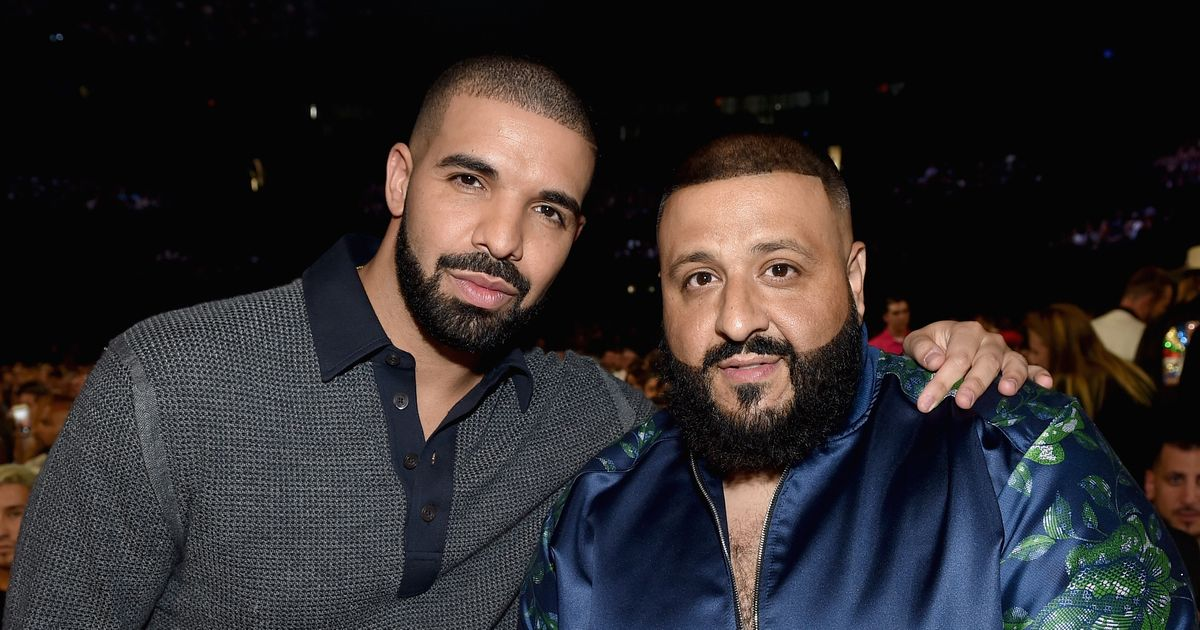 DJ Khaled Releases Twin Singles 'POPSTAR' and 'GREECE' With His Friend Drake - Vulture