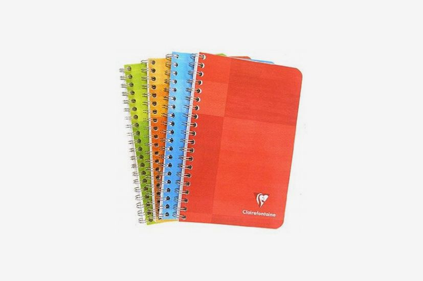 Clairefontaine Wirebound Multiple Subject Graph Paper Notebooks