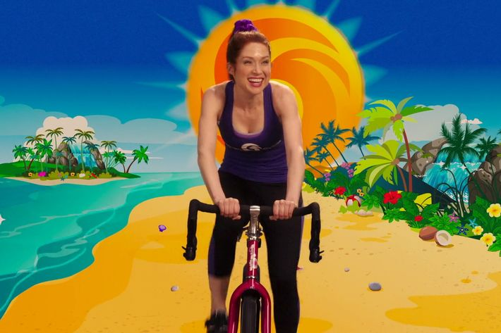 "From the episode ""Kimmy Rides a Bike!"""