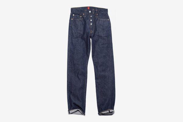 Resolute 710 Slim Straight Jeans