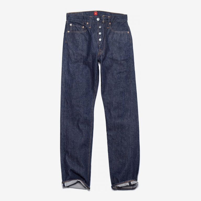 Resolute 710 Slim Straight Jeans