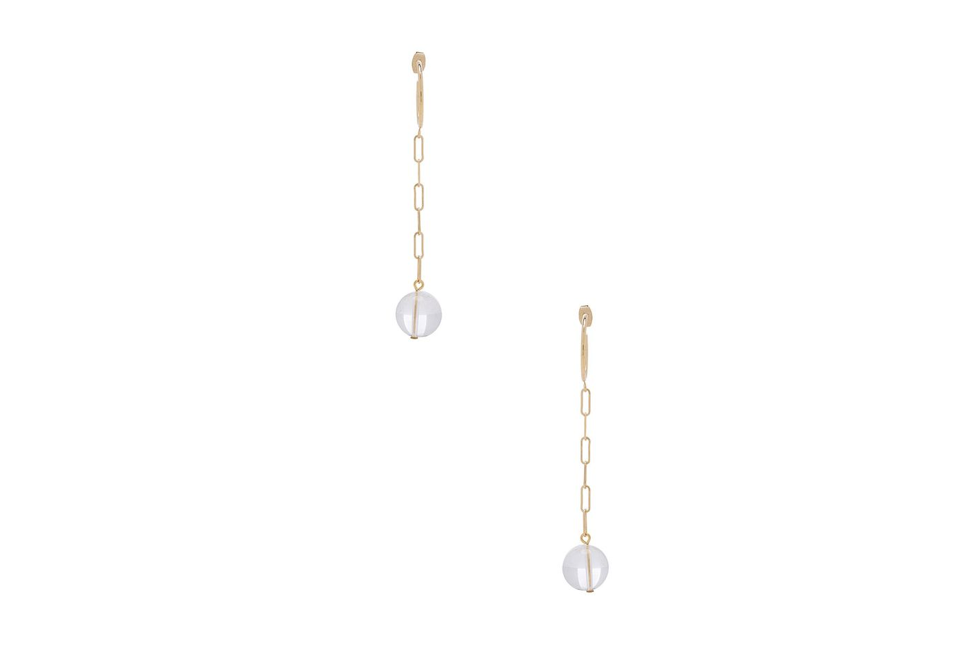 Isabel Marant Stones Earrings