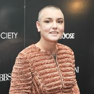 """NEW YORK, NY - DECEMBER 13:  Singer Sinead O'Connor attends the Giorgio Armani & Cinema Society screening of """"Albert Nobbs"""" at the Museum of Modern Art on December 13, 2011 in New York City.  (Photo by Stephen Lovekin/Getty Images)"""
