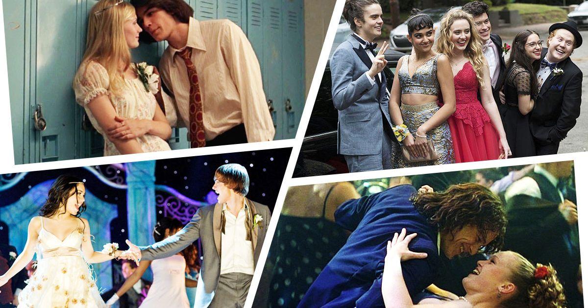 The 21 Greatest Movie Prom Scenes