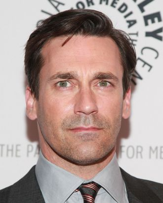 Actor Jon Hamm attends The Paley Center For Media Presents: