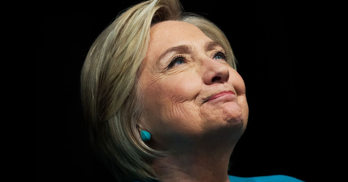 Hillary Clinton Still Won't Take Responsibility for Her Loss