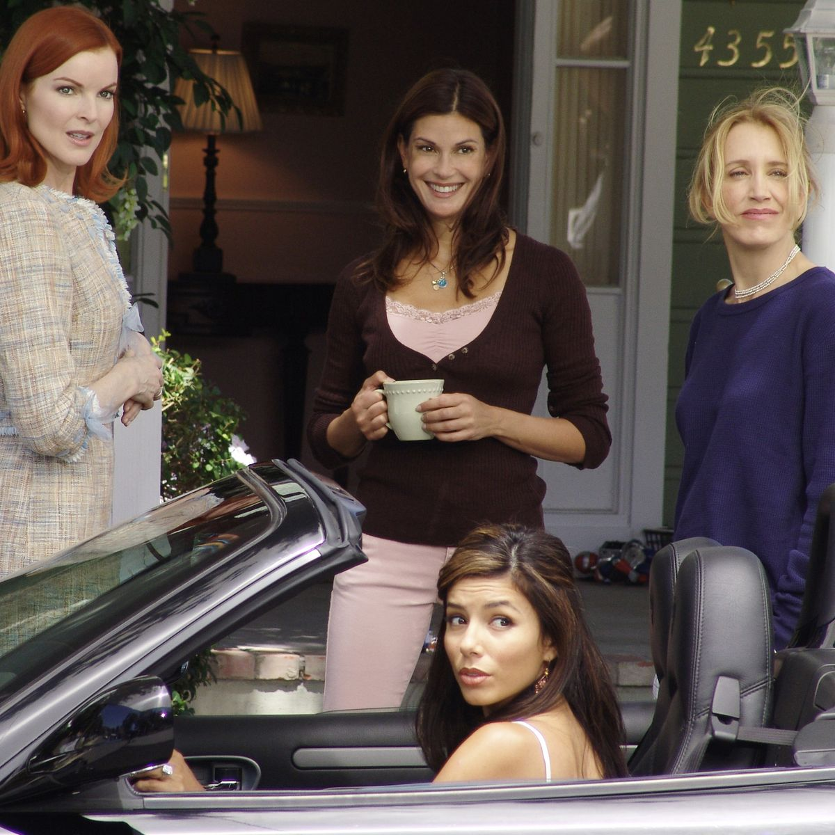 Desperate housewives 7 cast