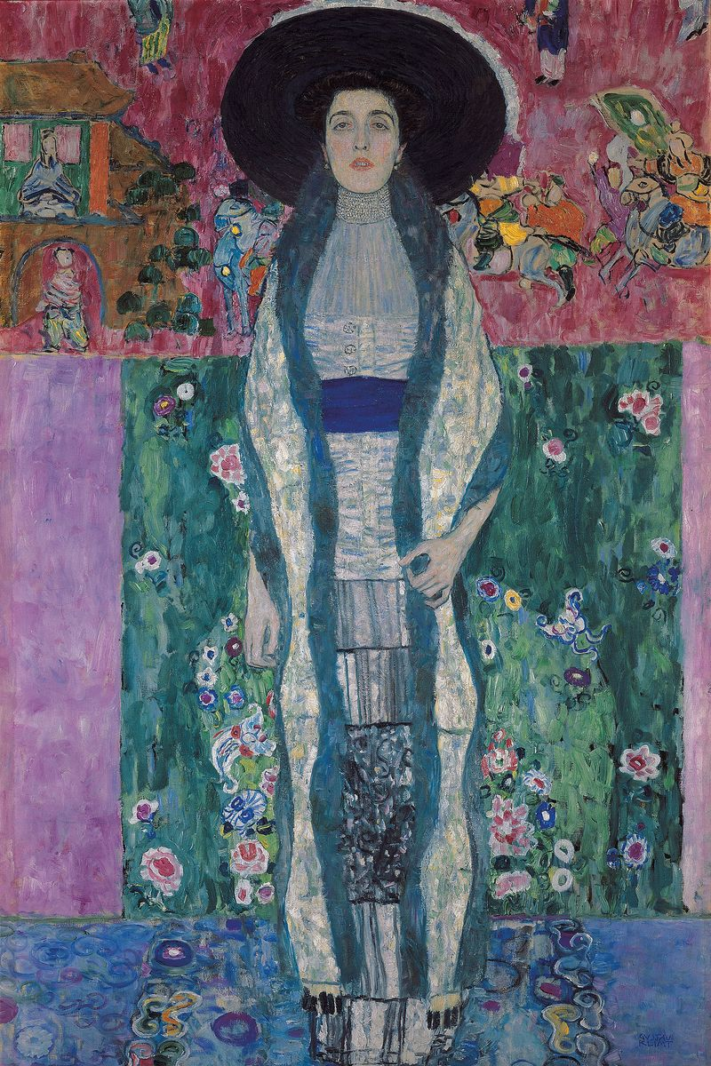 klimt and the women of vienna 39 s golden age 1900 1918 at neue galerie new york the cut. Black Bedroom Furniture Sets. Home Design Ideas