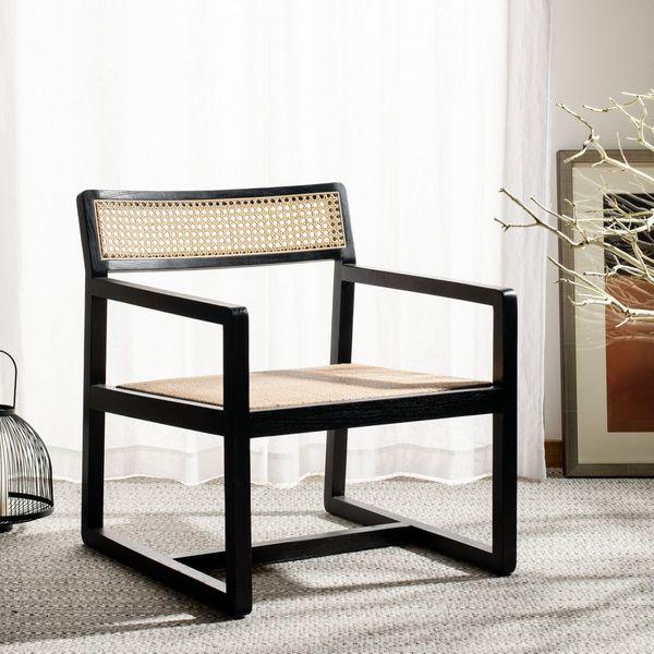 Safavieh Lula Cane Accent Chair