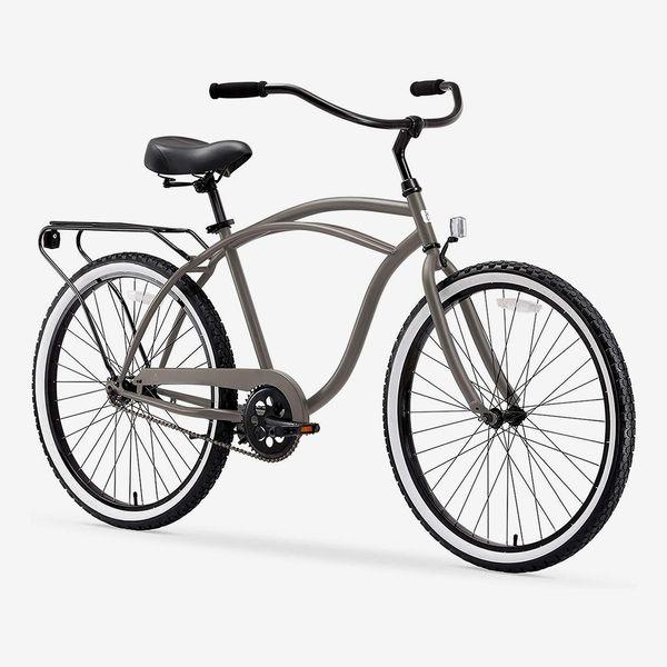 sixthreezero Around The Block Men's Single-Speed Beach Cruiser Bicycle