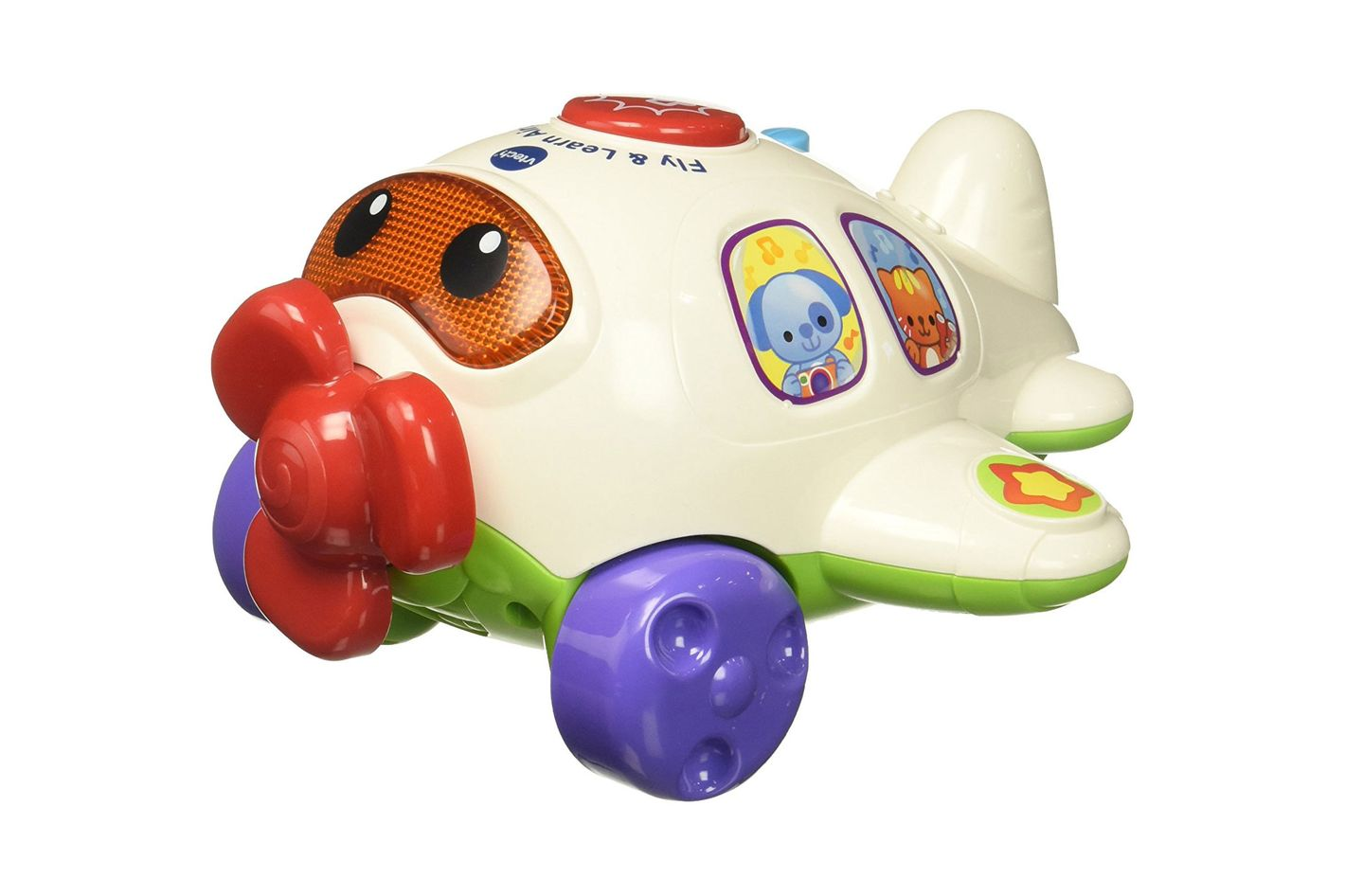 VTech Fly & Learn Airplane