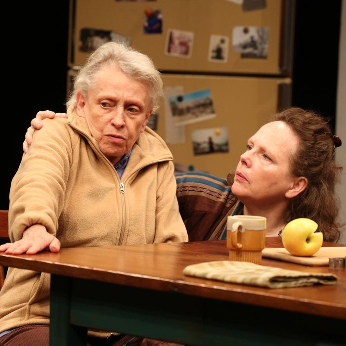 THE GABRIELS: Election Year in the Life of One FamilyPlay Three: WOMEN OF A CERTAIN AGEWritten and Directed by Richard NelsonFeaturing Meg Gibson, Lynn Hawley, Roberta Maxwell, Maryann Plunkett, Jay O. Sanders, Amy WarrenScenic Designers Susan Hilfe