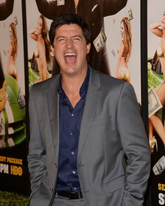 HOLLYWOOD, CA - SEPTEMBER 27: Actor Ken Marino attends the season premiere of HBO's 'Eastbound and Down' at Avalon on September 27, 2013 in Hollywood, California. (Photo by Jason Merritt/Getty Images)