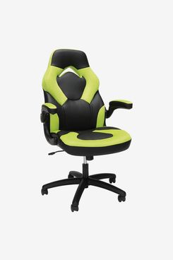 Staples Gaming Chair – Gaming chair bonded leather back and seat