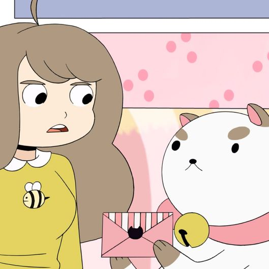 Cult cartoon bee and puppycat is back vulture