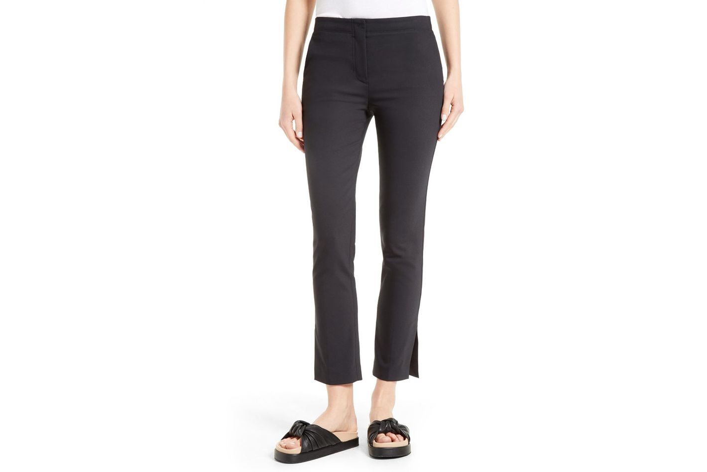 Helmut Lang Crop Pants
