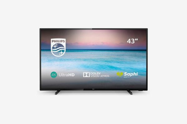 Philips 43PUS6504/12 43-Inch 4K UHD Smart TV with HDR