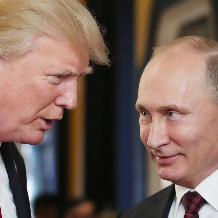 Trump Is Fulfilling Russia's Dream of Splitting the West