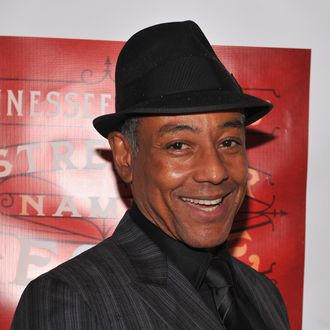 Actor Giancarlo Esposito attends the opening night of
