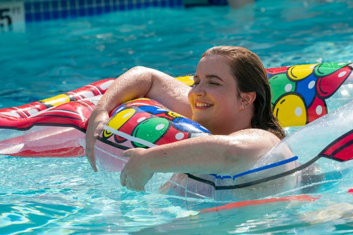 d52c9dd590 How Hulu s  Shrill  Made Its  Fat Babe Pool Party  Episode