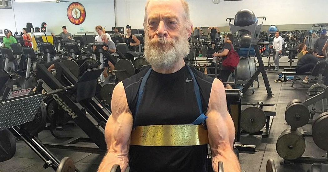 J.K. Simmons Is Our Bikini-Body Icon