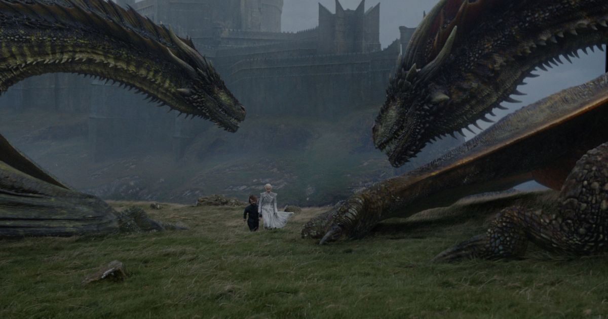 How to Tell Dany's Dragons Apart on Game of Thrones