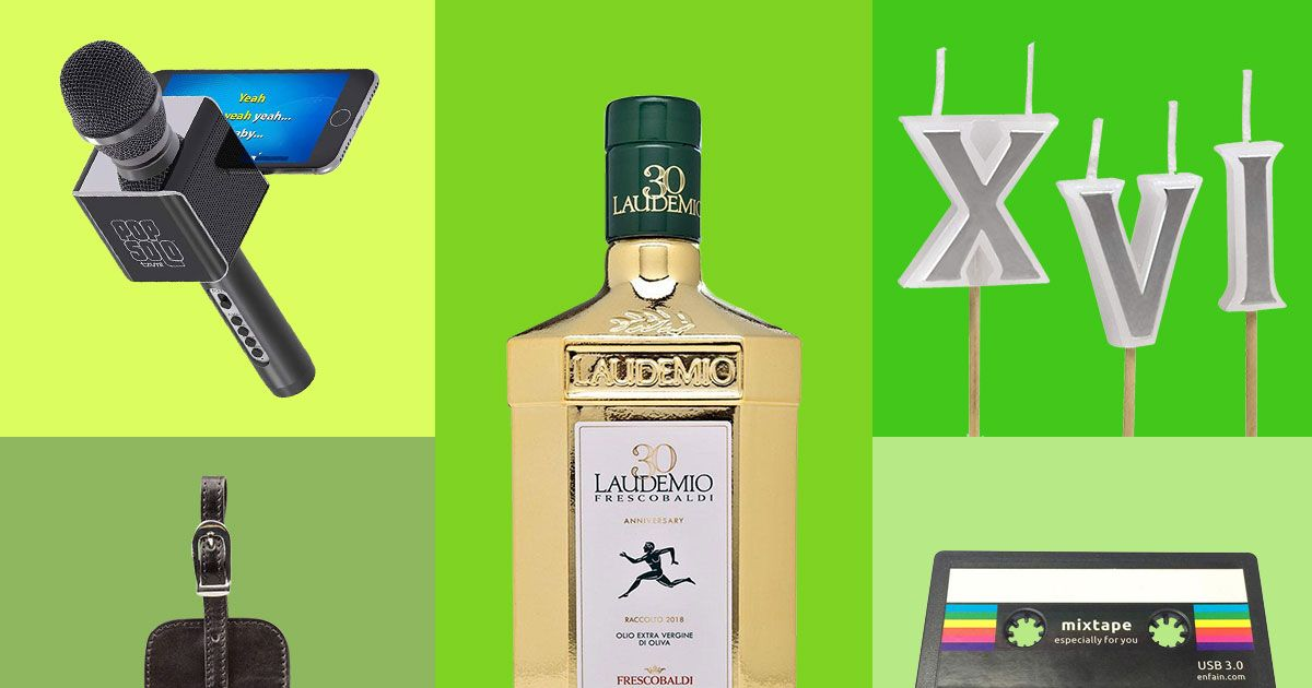 18 Birthday Gifts (That You Can Buy on Amazon) for Every Type of Boyfriend