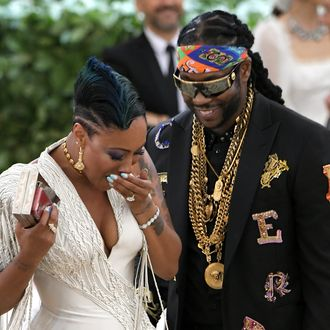 Who is 2 chainz dating now