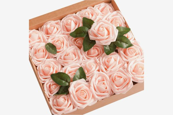 Ling's Moment 50-Piece Latex Roses